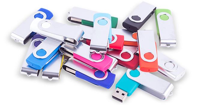 Classic Swivel USB Flash Drive