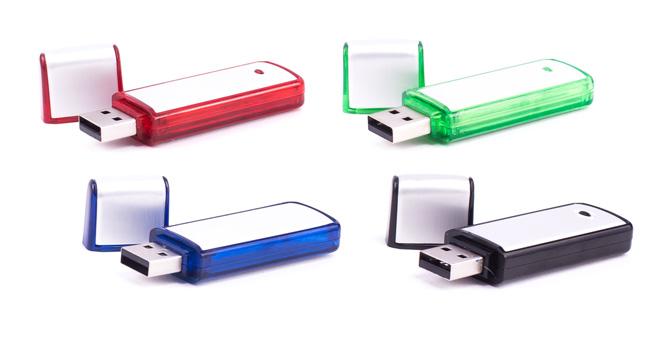 Sideline USB Flash Drive