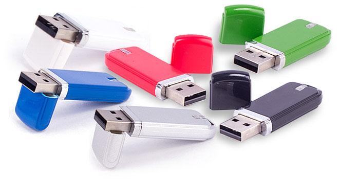 Small Classic USB Flash Drive