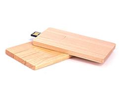 Wood Credit Card Rotator