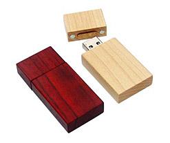 Wood USBs Category
