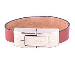 Leather Wristband Bracelet USB Flash Drive Category