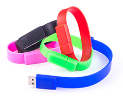 Wristband Bracelet USB Flash Drive Category