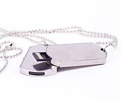 Metal Dog Tag USB Flash Drive Category