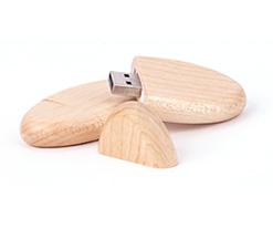 Wood Egg USB Flash Drive Category